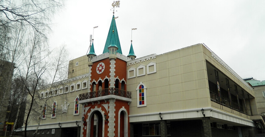 Кукольный театр в Ижевске