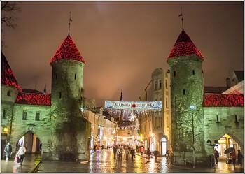 В Таллине введут туристический налог