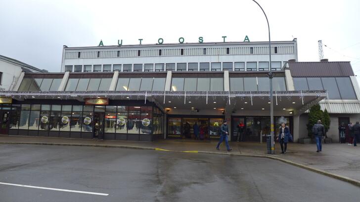 Автовокзал Риги