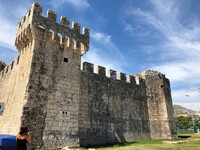 Крепостные сооружения Трогира — от крепости Камерленго до Северных ворот