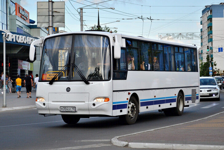 Автобус «Хвастовического АТП»