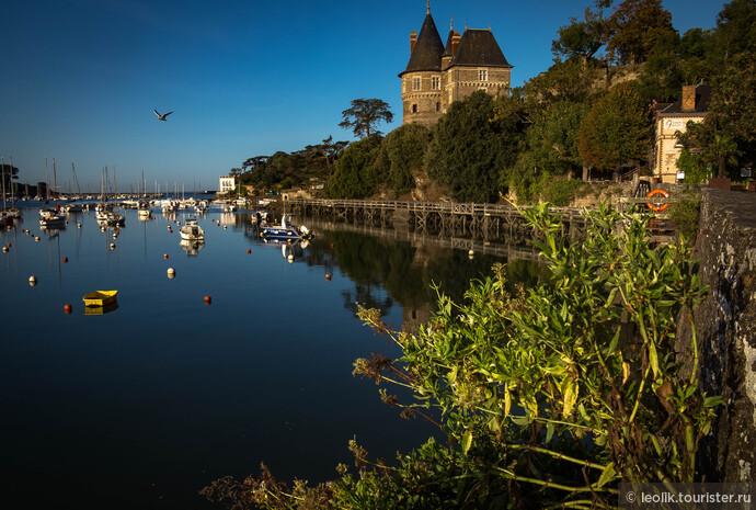 На выходные в Бретань. День второй: Belle vie у океана. Порник и немного Нанта