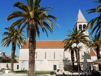 Средневековые монастыри и церкви хорватского Трогира