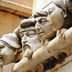 Кафедральный собор в Шибенеке