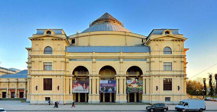 Санкт-Петербургский<br/> театр «Мюзик-Холл»
