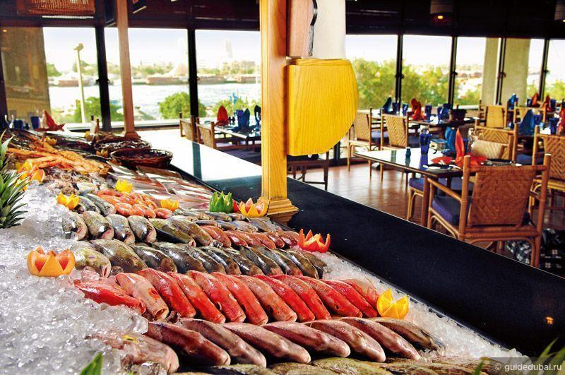 Лучшие рыбные рестораны Дубая