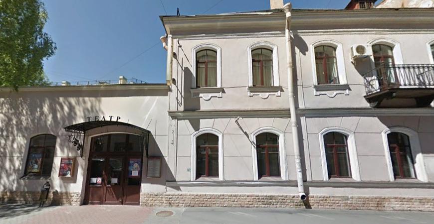 Театр на Коломенской<br/> в Санкт-Петербурге