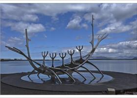 Исландия: Рейкьявик и Рейкяьнес