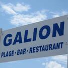 Пляж Галион
