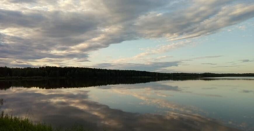 Белое озеро (Белозерье)