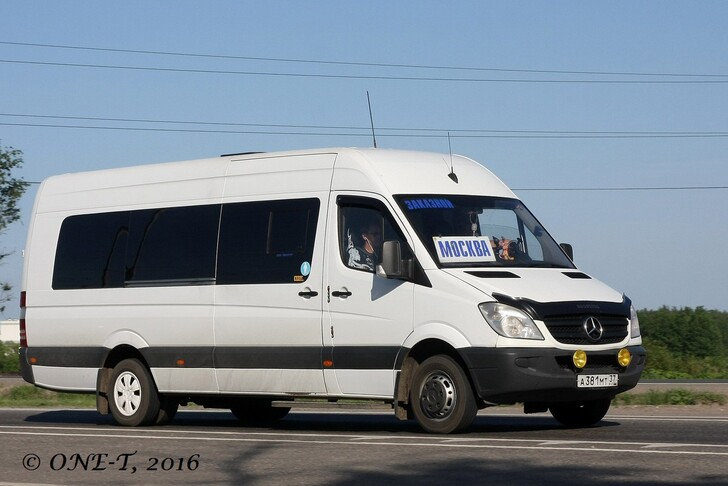 Автобус Москва — Кинешма
