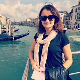 Турист Кристина Бабаева (Kristya13)
