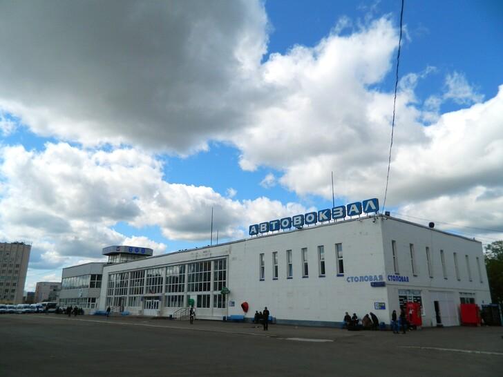 Автовокзал Уфы «Южный»