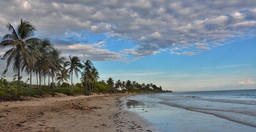Пляж Эль-Ринкон