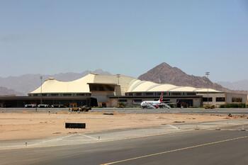 Новый терминал аэропорта Шарм-эль-Шейх начал работу
