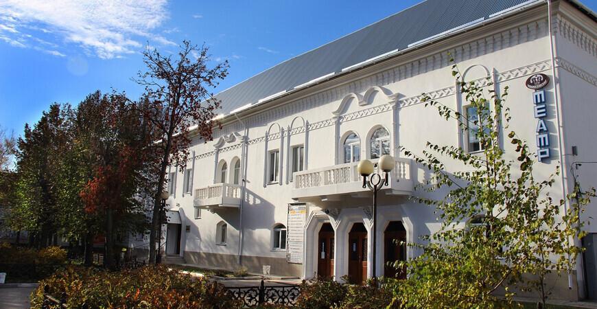 Драмтеатр Новомосковска