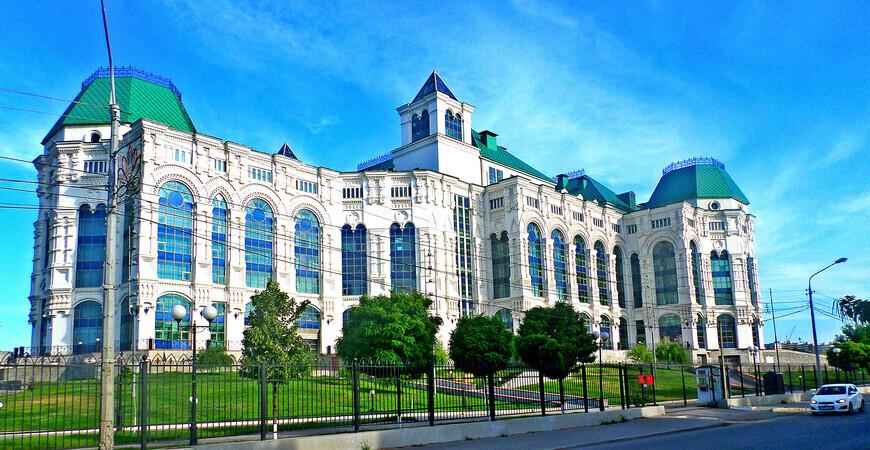 Театр оперы и балета в Астрахани