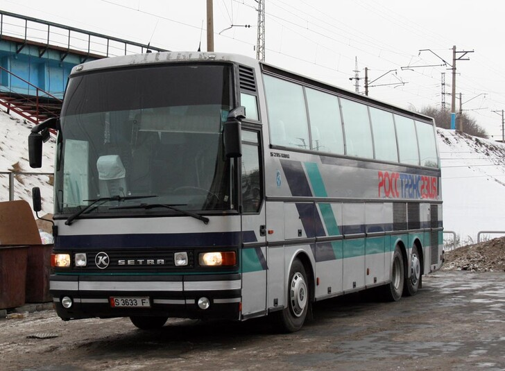 Автобус Москва — Бишкек