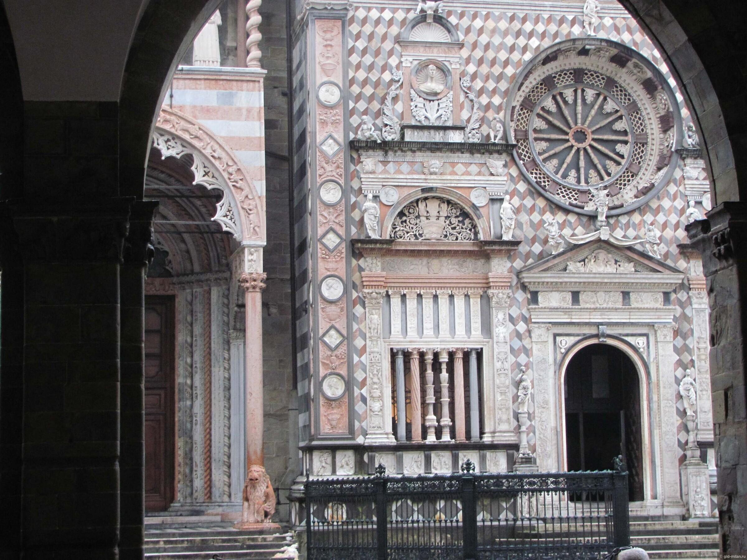 5 мест, которые нужно обязательно посетить в Верхнем Бергамо