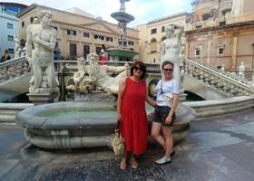 Это сладкое слово — Сицилия. Часть II — Палермо