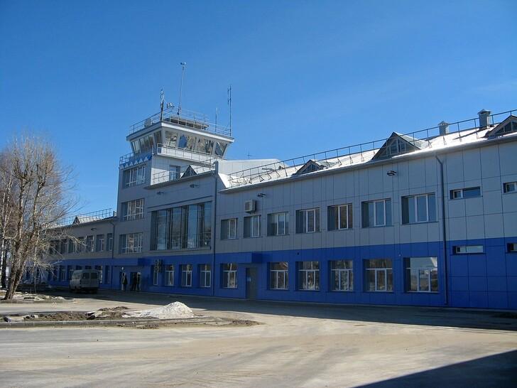 Аэропорт Ухты