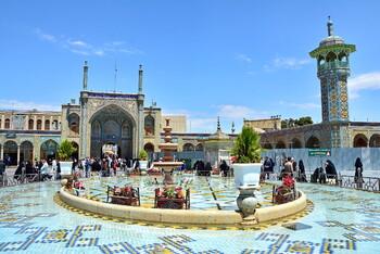 В Иране отмечен 50%-й рост турпотока