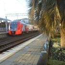 ЖД вокзал Хосты (станция Хоста)