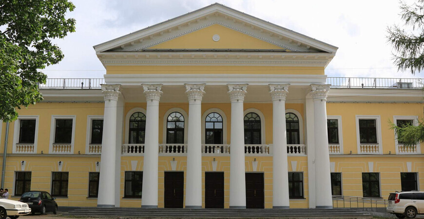Театр «За углом» в Гатчине