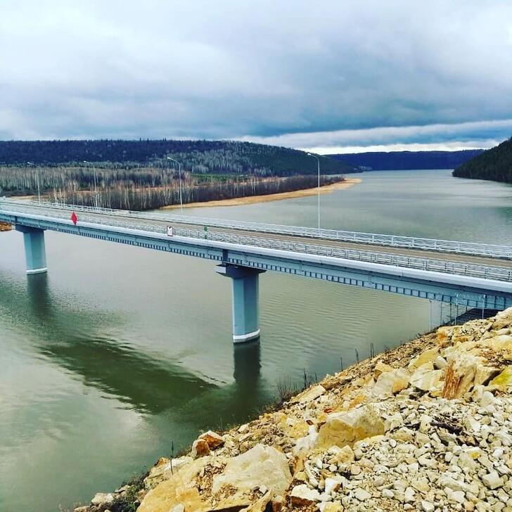 Мост в Караидели