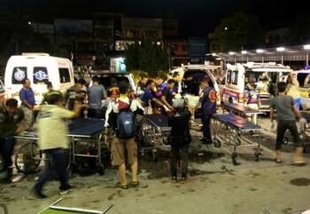 В Таиланде во время атаки сепаратистов погибли 15 человек