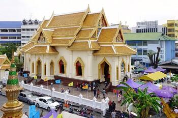 S7 Airlines возобновила рейсы из Хабаровска в Бангкок