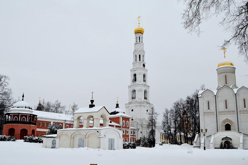 Храм во имя Усекновения главы св. Иоанна Предтечи