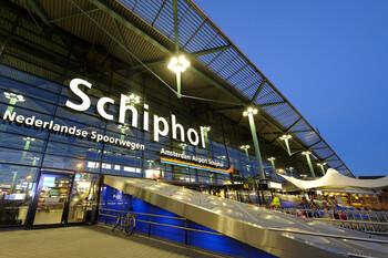 Режим ЧС был объявлен в аэропорту Амстердама из-за «ложной тревоги»