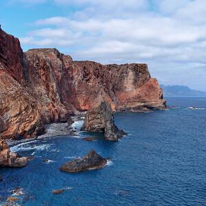 Мадейра. Мыс Сан-Лоренцо