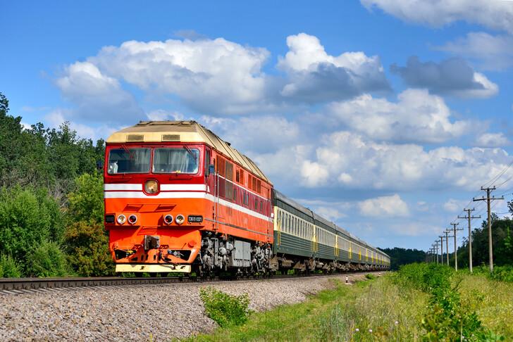 Поезд Москва — Баку