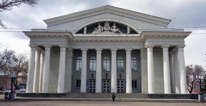 Театр оперы и балета<br/> в Саратове