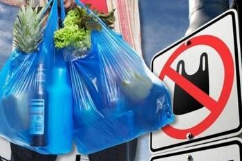 В Германии запретят пластиковые пакеты