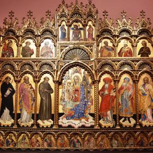 Монастырь Святого Франциска в хорватском Задаре