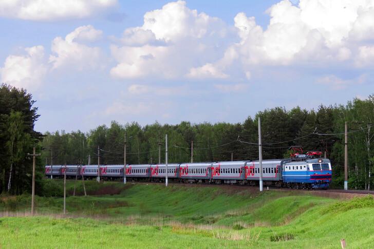 Поезд Ростов-на-Дону — Баку