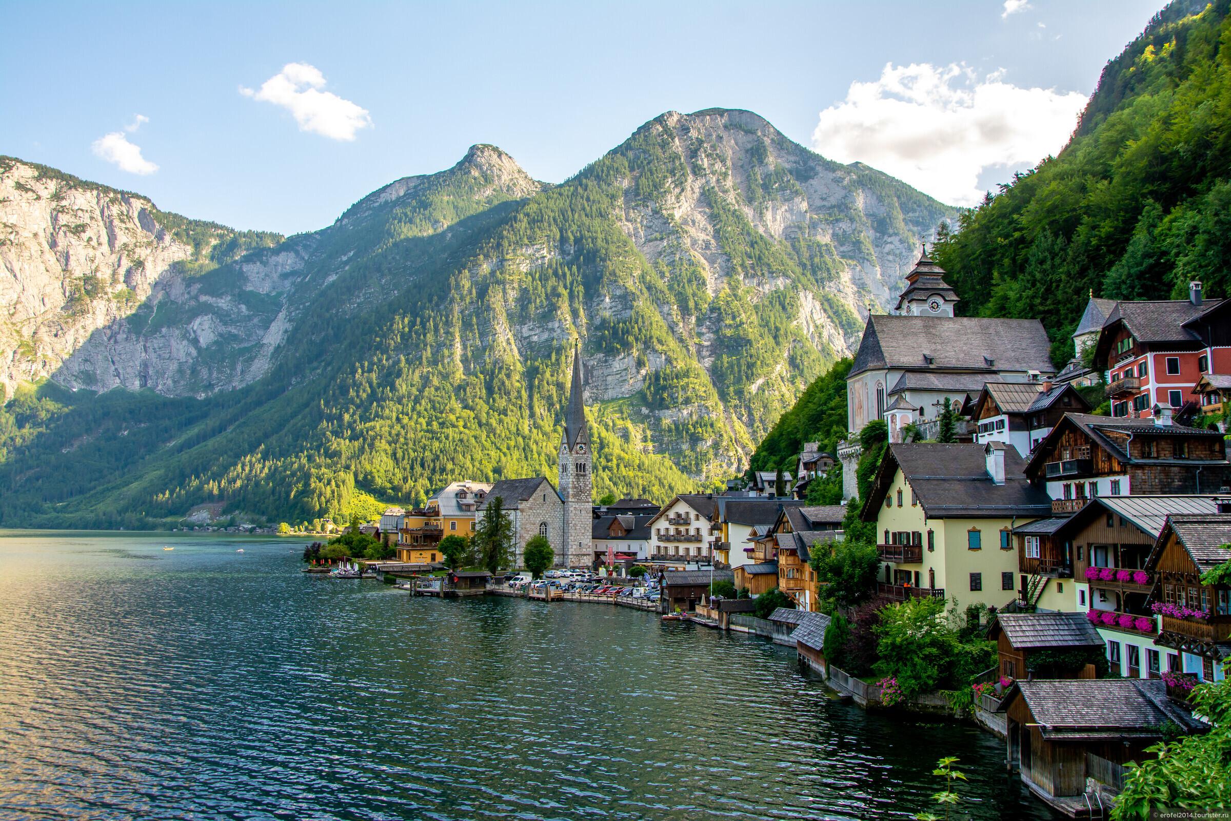 Большое путешествие по Австрии и не только. День 5. Дахштайн, смотровая площадка 5 пальцев и Гальштат