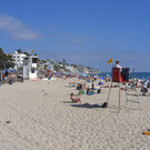 Пляжи Лагуна-Бич