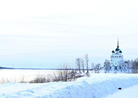 Благовещенский собор-музей в Сольвычегодске