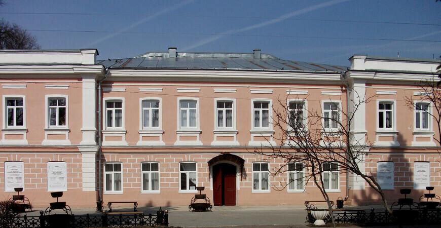 Театр «Бенефис» в Ельце
