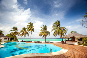 Турпоток из РФ на Мальдивы вырос на 14%