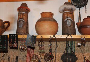 Сувениры из села Аскат