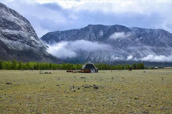 Традиционное алтайское жилище - аил