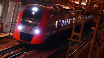 От поезда Москва – Белгород во время движения отцепились 8 вагонов