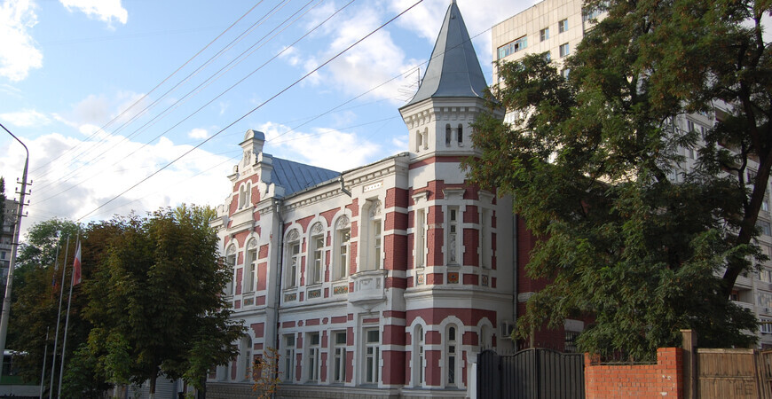 Дом Зыбина