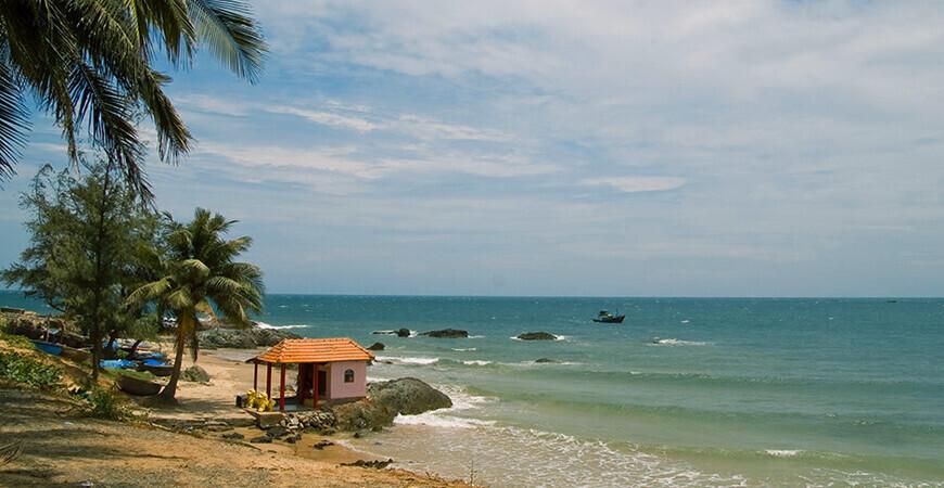 Пляж Пу Хай (Phu Hai)