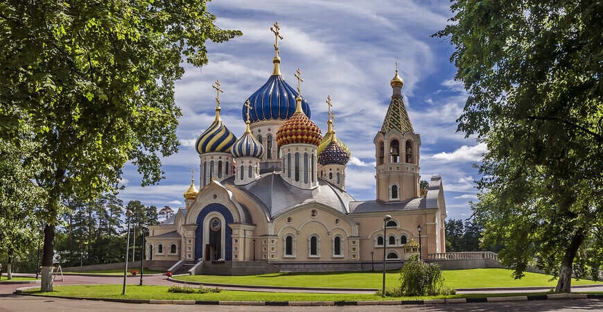 Церковь Святого Игоря Черниговского